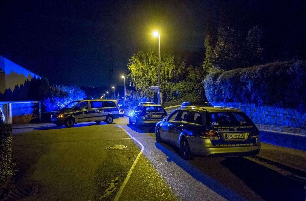 Zwei Menschen sind bei der Schießerei in Nürtingen ums Leben gekommen. Foto: 7aktuell.de/Simon Adomat