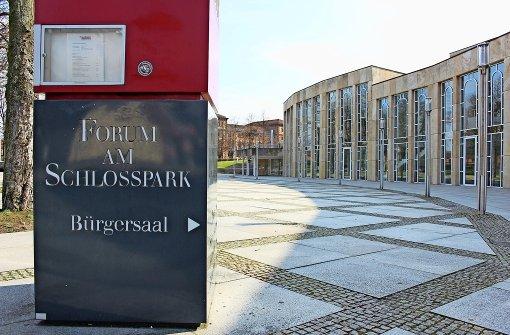 Forum am Schlosspark startet eine neue Abo-Reihe