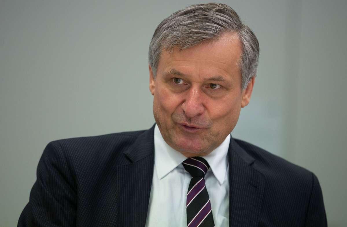 Hans-Ulrich Rülke ist Fraktionsvorsitzender der FDP im baden-württembergischen Landtag. (Archivbild) Foto: Leif Piechowski/Leif Piechowski