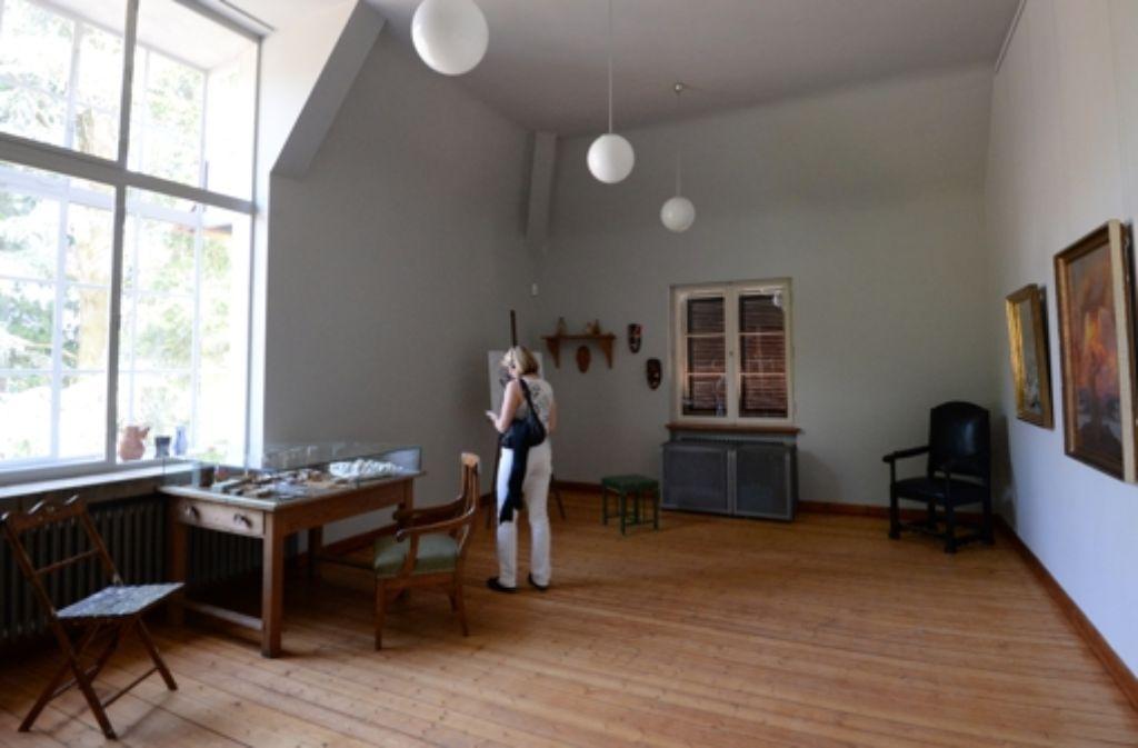 Das Museum Haus Dix am Bodensee könnte als Vorbild dienen. Foto: dpa