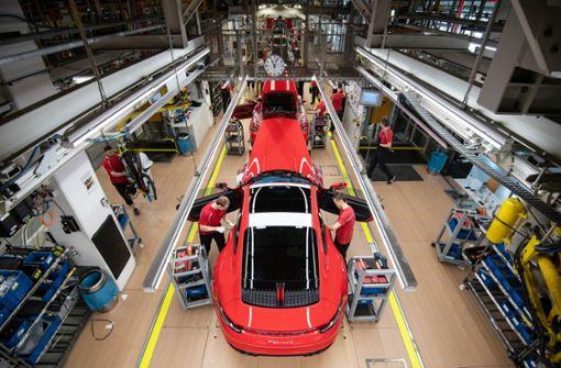 Porsche, Audi und VW verlängern Kurzarbeit