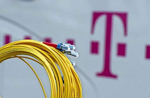 Als Reizwort wirkt die Deutsche Telekom