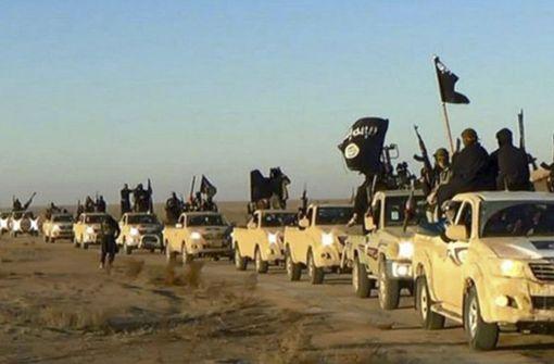 Was passiert mit inhaftierten IS-Kämpfern?