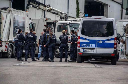 Leiche zerteilt und auf Sizilien verscharrt