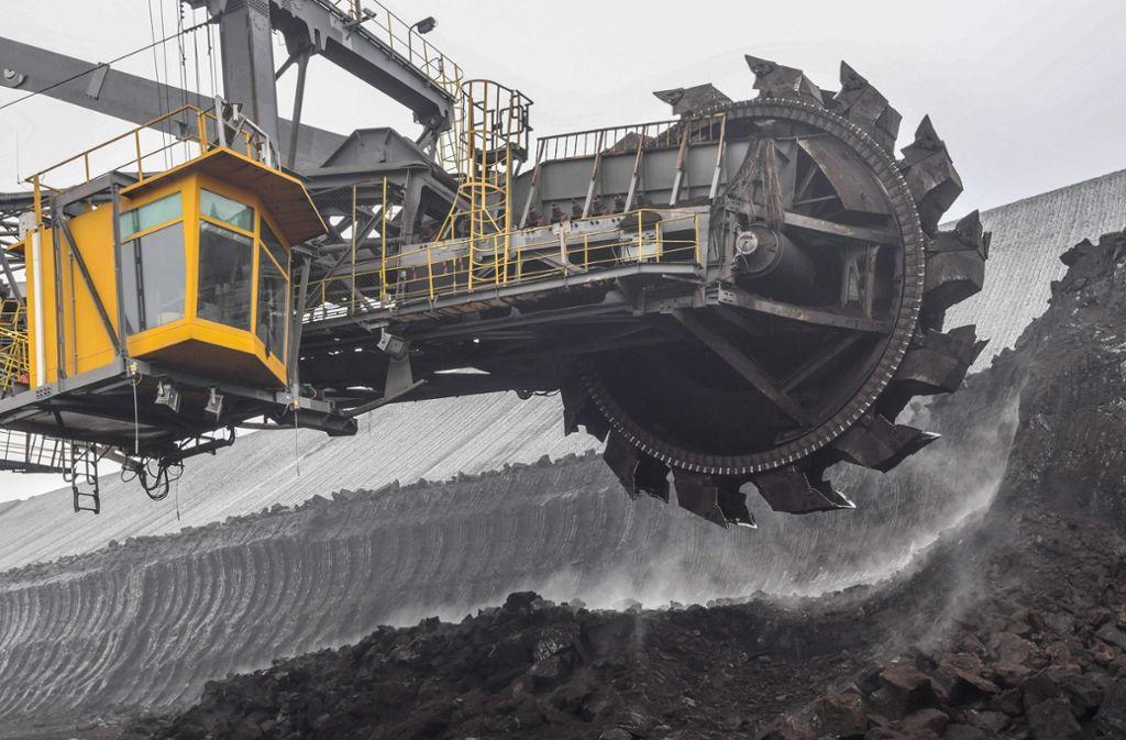 Der Ausstieg aus der Kohleenergie soll in Deutschland bis 2038 abgeschlossen sein. Foto: dpa