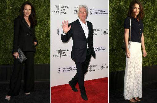 "Richard Gere feiert neuen Film ""The Dinner"""