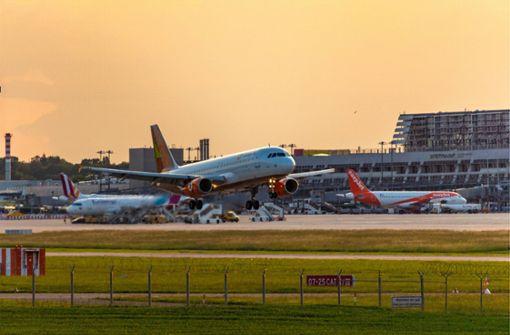 Flughafen-Kurs führt in die richtige Richtung