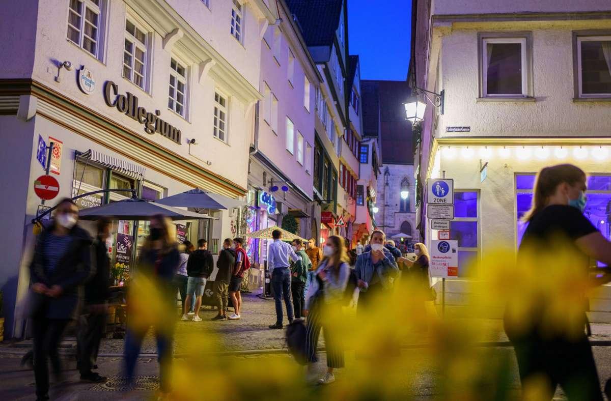 Tübingen will das Modellprojekt verlängern. (Archivbild) Foto: dpa/Andreas Arnold