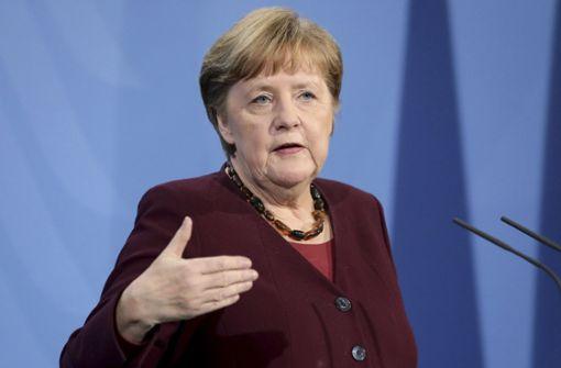 Merkel nimmt Osterruhe zurück und bitte um Verzeihung
