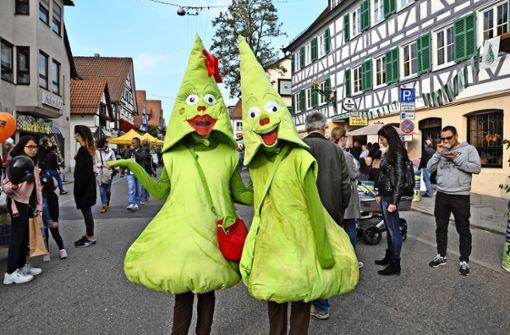 Tausende Besucher beim 40. Filderkrautfest