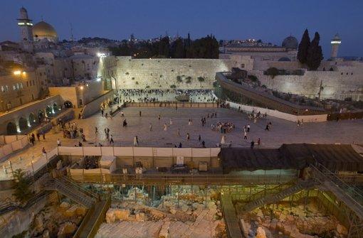 Israel stimmt lückenloser Videoüberwachung zu
