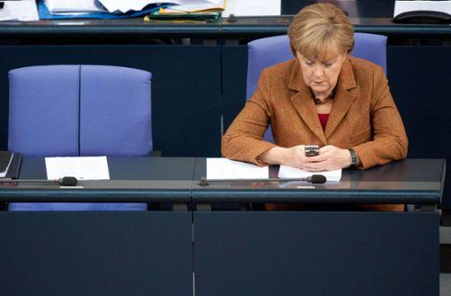 """Kanzlerin als """"Merkelchen"""" bezeichnet – so reagiert die Bundesregierung"""