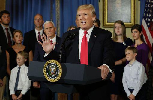 US-Senat stimmt für Debatte über Obamacare-Abschaffung