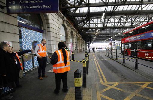 Mehrere verdächtige Pakete in London gefunden