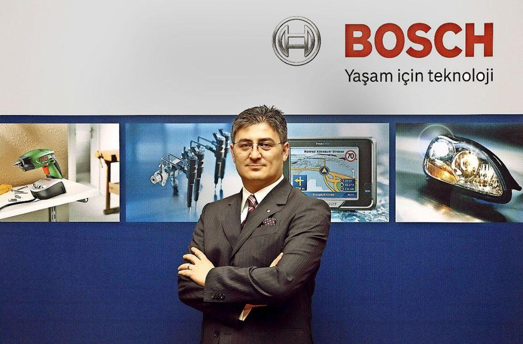 Mehmet Gürcan Karakas soll das Konsortium leiten, das auf Initiative des türkischen Präsidenten Erdogan das erste türkische E-Auto auf die Straße bringen soll.  Foto: privat