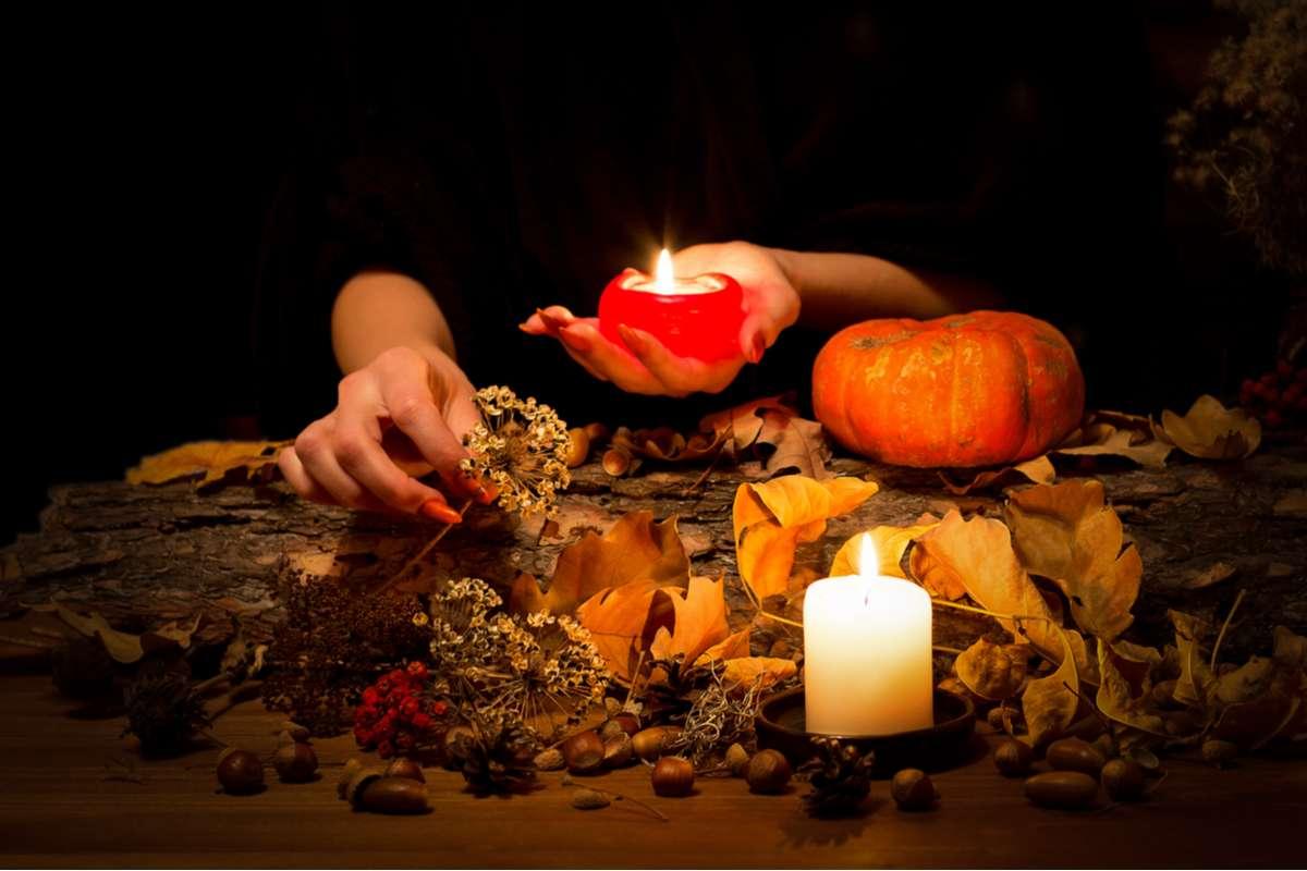 Welche Bedeutung hat Samhain? Foto: n.k.junky