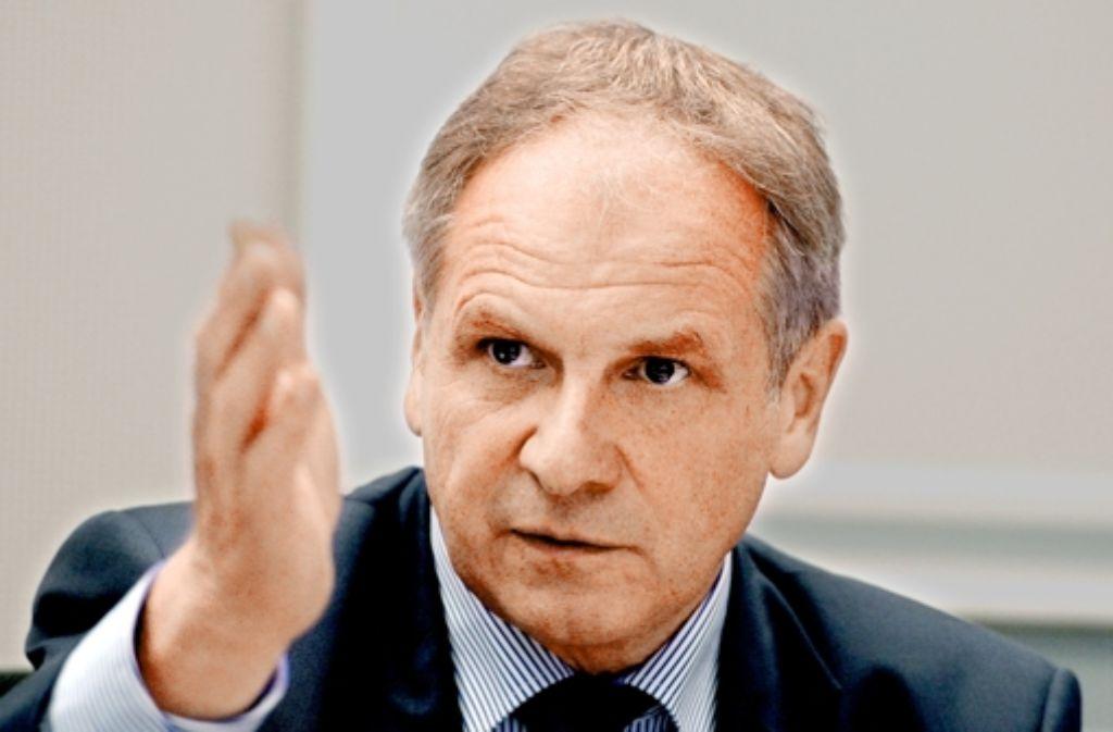 Baden-Württembergs Innenminister Reinhold Gall  will sich dem Bundestag als kooperativ zeigen. Foto: dpa