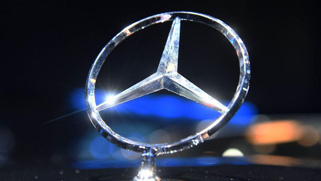 Mercedes-Benz fällt zurück