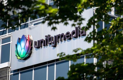 Unitymedia-Kunden   trifft Störung am Abend