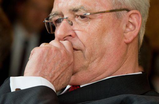 Ex-VW-Chef Winterkorn schwer belastet