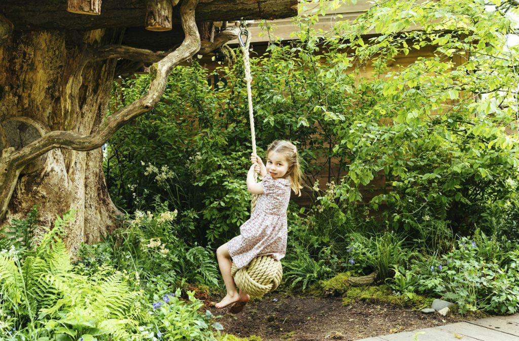 Prinzessin Charlotte bewies des Öfteren, dass sie ein echter Wildfang ist. Ob das etwas mit dem Spitznamen zu tun hat, den ihr die Erzieher in ihrer ehemaligen Kindertagesstätte verpassten? Foto: dpa/Matt Porteous