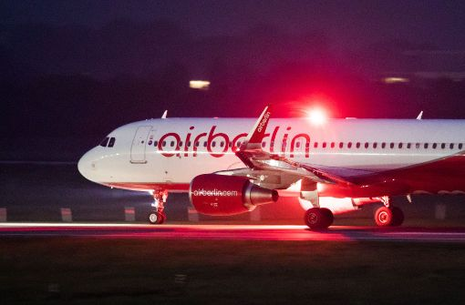Chinesischer Unternehmer reicht Angebot für Air Berlin nach