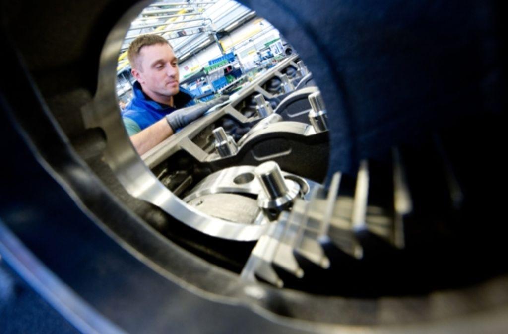 In Deutschland läuft die Wirtschaft noch, im Rest Europas sieht es schlechter aus. Foto: dpa