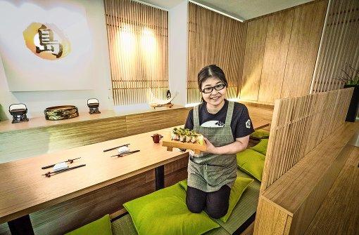 Frau Zhangs Gespür für Sushi