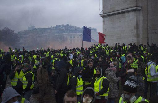 Auch Landwirte kündigen Demonstrationen gegen Macron an