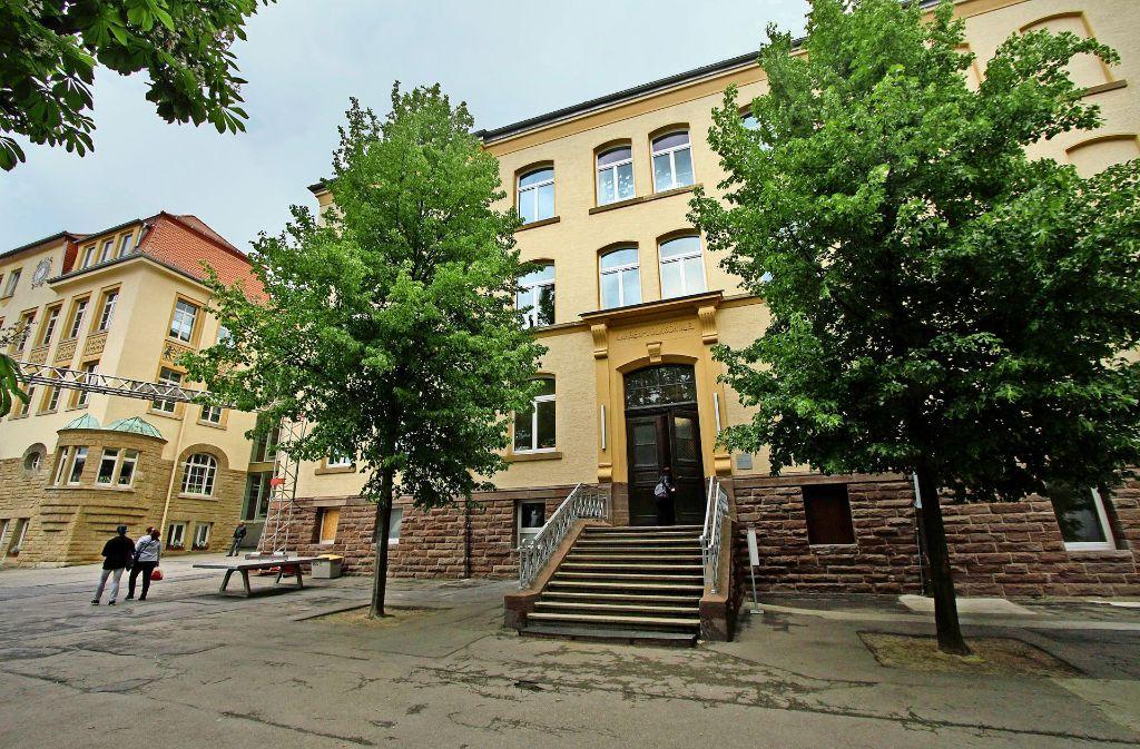Wird aus zweien wirklich eine? Die Anton-Bruckner-Schule (links) und die Pestalozzischule arbeiten daran. Foto: factum/Archiv