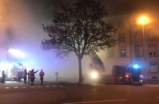 Sechs Tote bei Brand – auch Kinder unter den Opfern