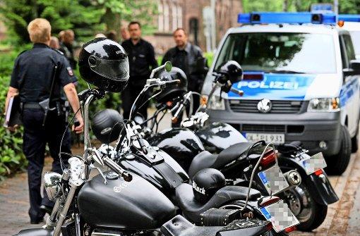 Handfester Streit um ein  Taxi: Freispruch für  Rocker