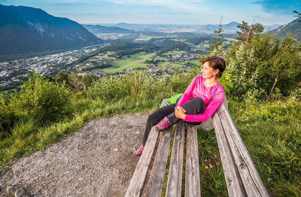 Die Kraft der alpinen Landschaft spüren - Bad Reichenhall  Foto: Berchtesgadener Land Tourismus GmbH Geschäftsstelle Bad Reichenhall