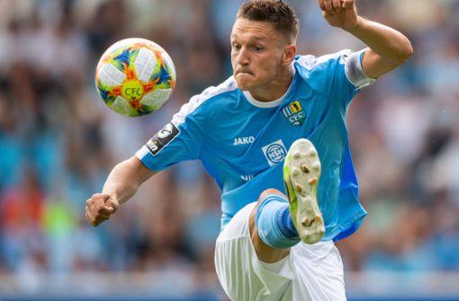 Spieler klagt erfolgreich gegen Kündigung beim Chemnitzer FC