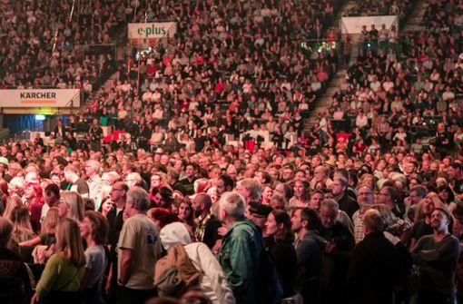 Das  Konzertjahr 2020 sprengt in Stuttgart alle Rekorde