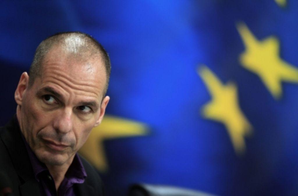 Auf politischer Bühne spielt Yanis Varoufakis mit hohem Einsatz. Jetzt hofft der griechische Finanzminister laut Insiderinformationen auf 500 Millionen Extraeinnahmen dank Glücksspiellizenzen. Foto: ANA-MPA