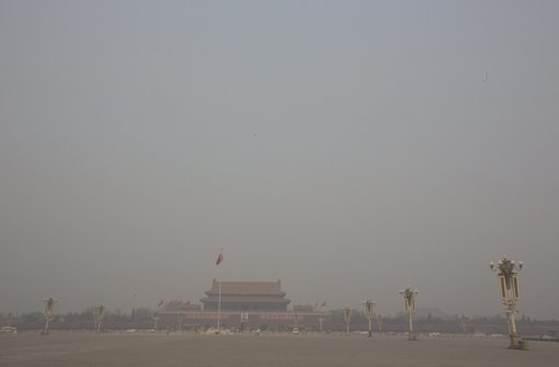 Studie zu Smog