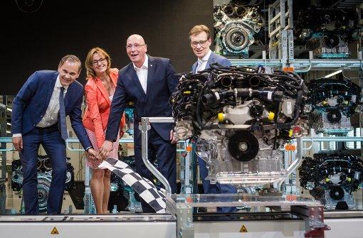 Es geht um die großen Motoren – auch für VW