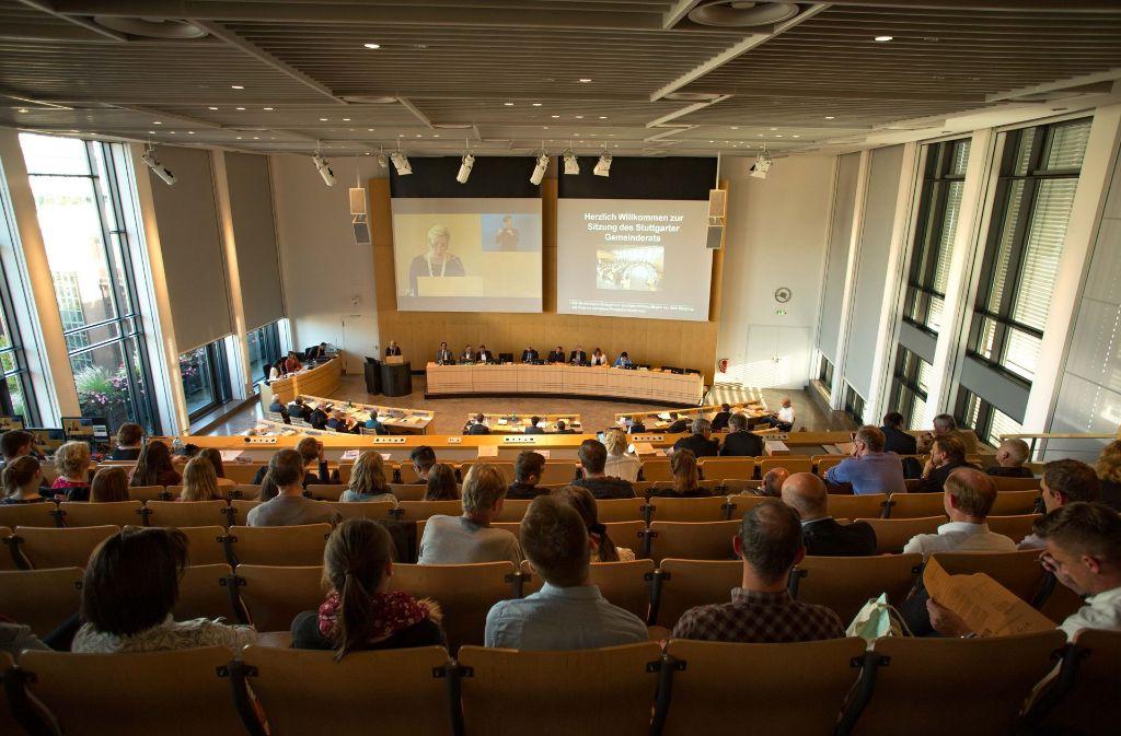 Wie alle zwei Jahre wieder: Die Haushaltsberatungen waren wieder ein  Sitzungsmarathon. Foto: Lichtgut/Leif Piechowski