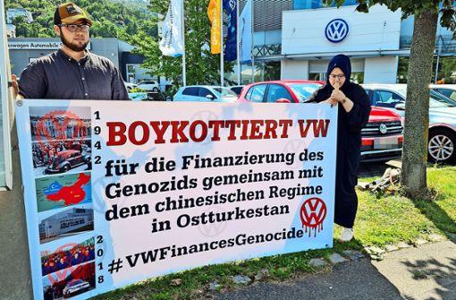 Stiller Protest gegen VW