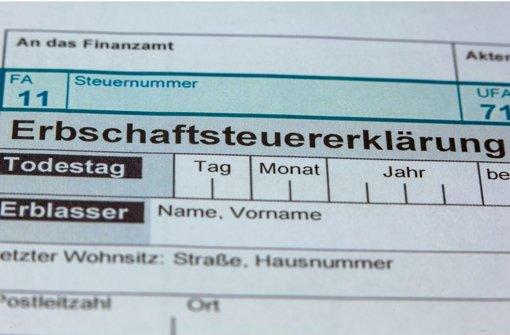 Berlin steht vor Einigung bei Erbschaftsteuer
