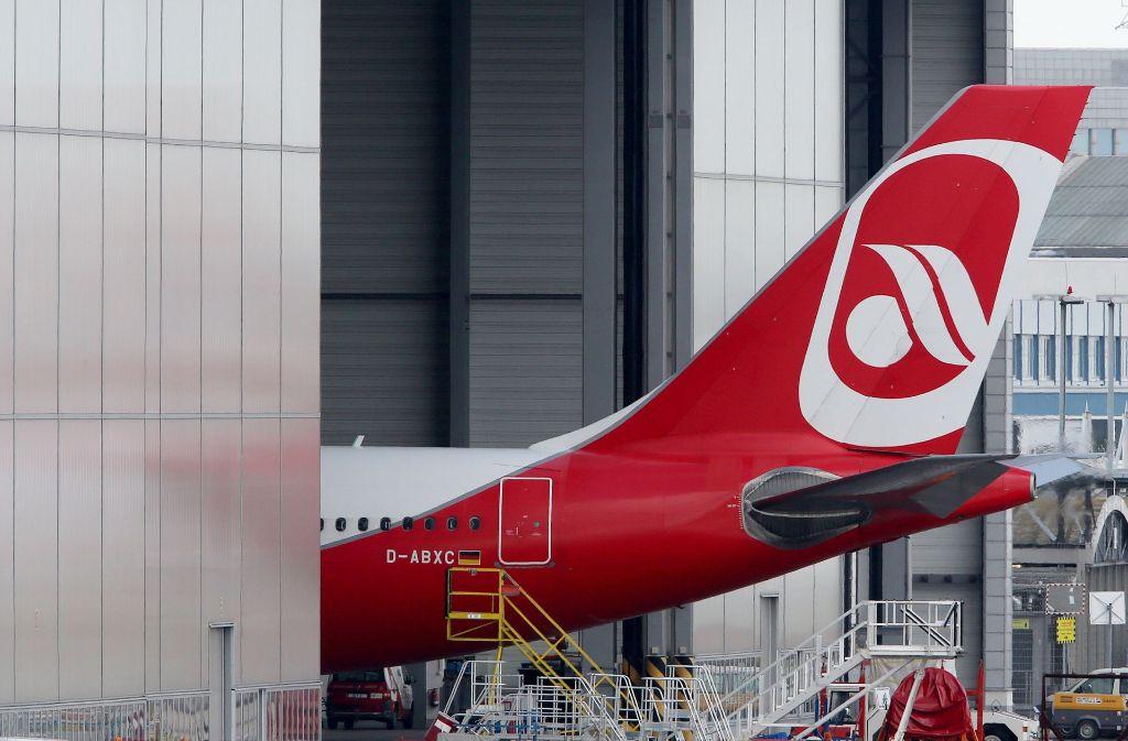 Auch am Mittwoch fallen bei Air Berlin Flüge aus. Foto: dpa