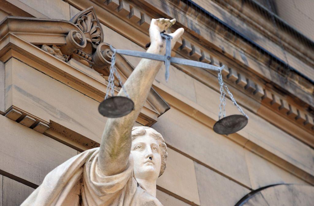 Die Angeklagte gestand die Vorwürfe im Prozess, bestritt aber eine Tötungsabsicht. Foto: dpa