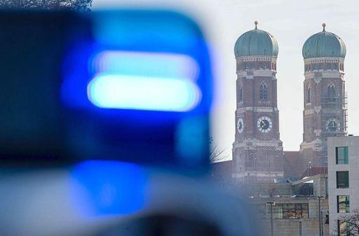 Skandal bei der Münchner Polizei