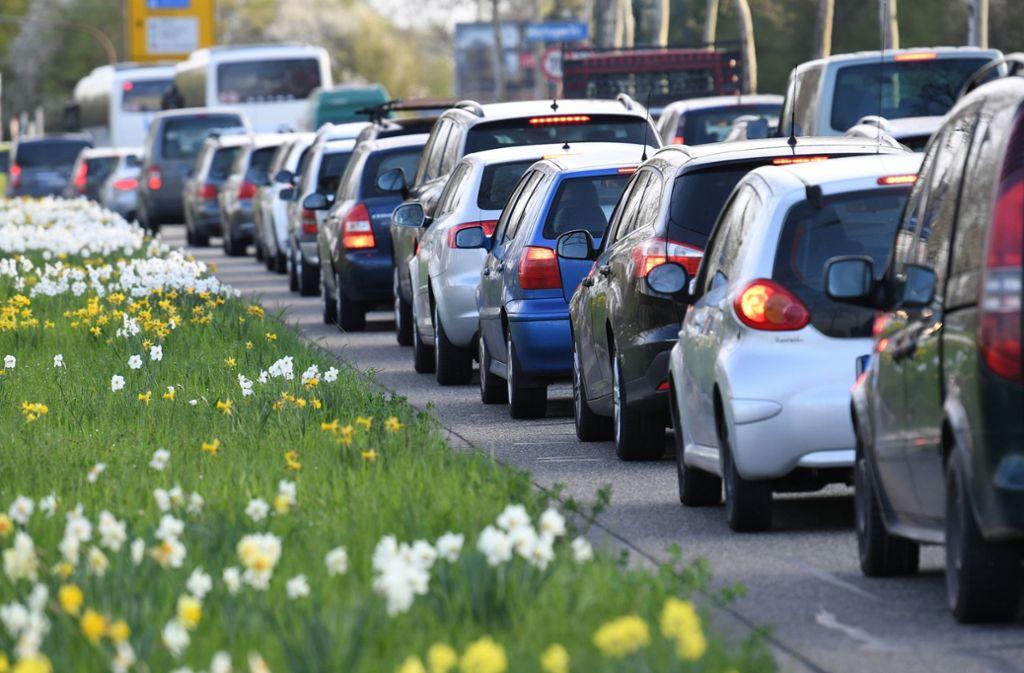 Grünen-Landtagsfraktionschef Andreas Schwarz findet: So kann es in den Städten nicht weitergehen. Foto: dpa