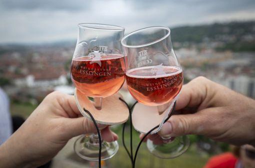 Esslingen lädt zum Weinwandertag