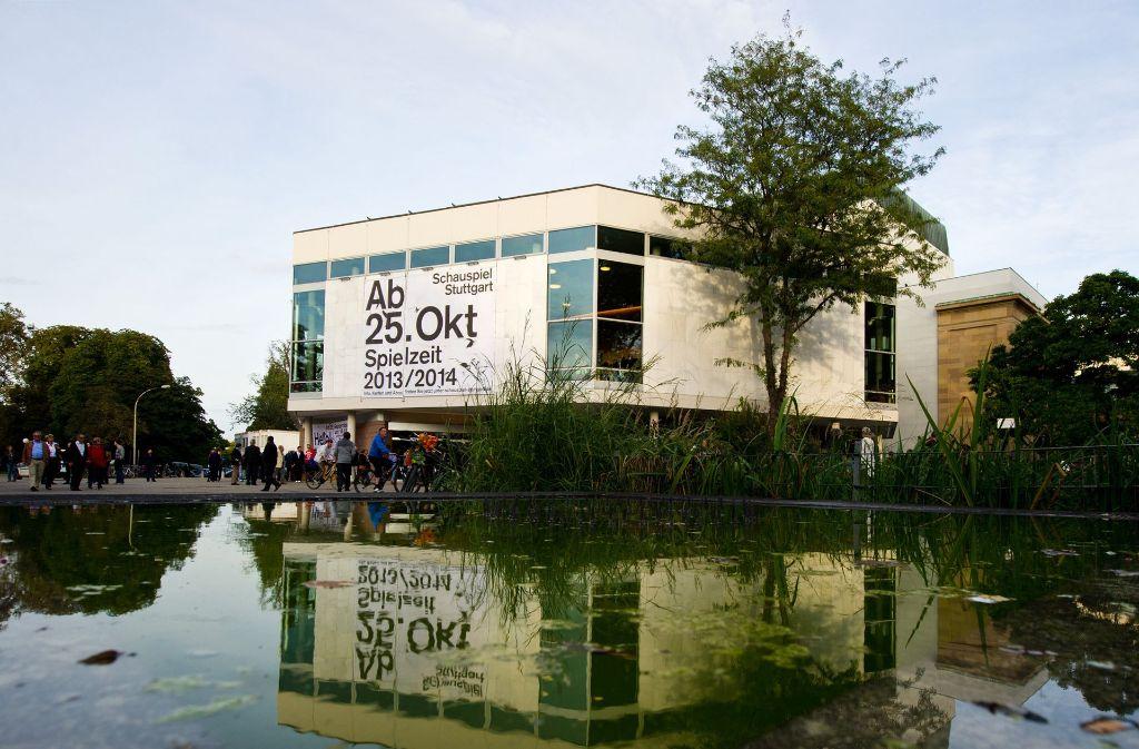 Das Schauspielhaus als Interimsoper? Zumindest im Kunstministerium hält man nichts von dem Vorschlag, der von SÖS-Kommunalpolitikern propagiert wird. Foto: dpa