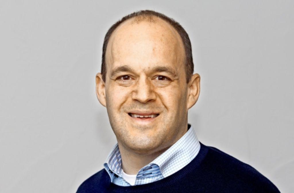 Markus Widenmeyer vertritt christlich-konservative Werte, sagt er. Foto: factum/Granville