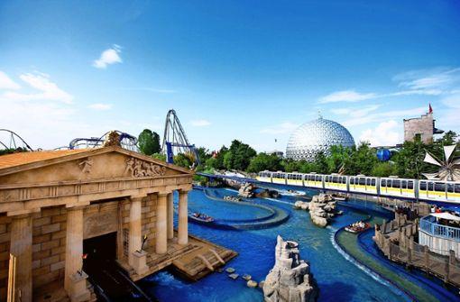 Rust leidet mit Europa-Park