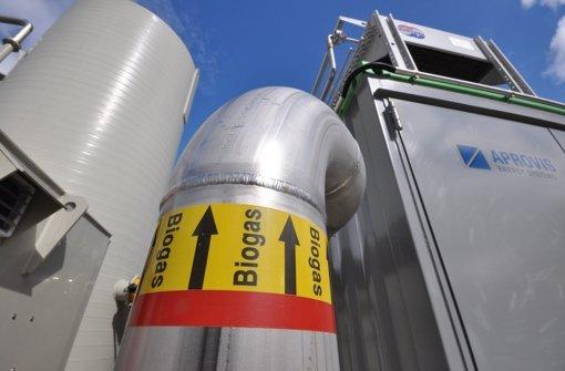 Haus und Grund gegen Standort für Biogasanlage